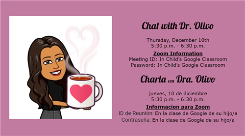 Coffee Chat Invite