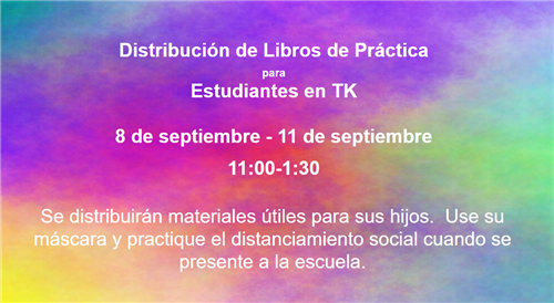 TK Distribution Spanish