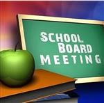 Picture of Notice of School Board Meeting